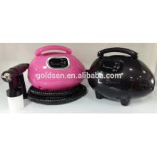 Hogar Pequeño Body Tanning cama Mini Electric HVLP Spray Tan Gun profesional aerógrafo portátil de bronceado de la piel