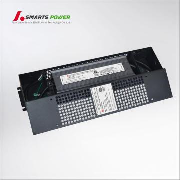 Tira conduzida dimmable eletrônica que escurece o motorista 12V 60w com a caixa de junção do metal