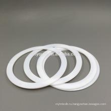 белый уплотнений PTFE Прокладка маслостойкий высокотемпературный витон плоская шайба уплотнительные кольца