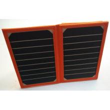 Cargador plegable solar del teléfono móvil de 10W Sunpower para el libro eléctrico del iPad