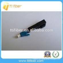 LC / UPC singlemode fibra óptica conector rápido