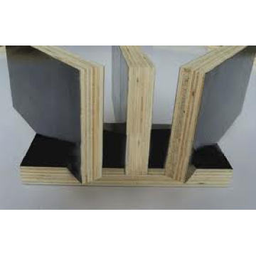 Poplar /Birch /Hardwood Core Black Film Marine Plywood, 21mm Thickness