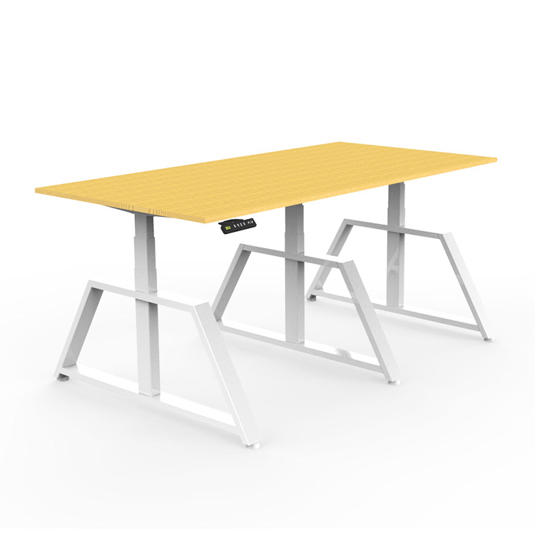 Oficina comercial Conference Standing Desk Height ajustable