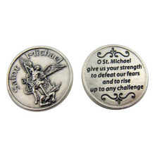 Military Saint Michael the Archangel Coins