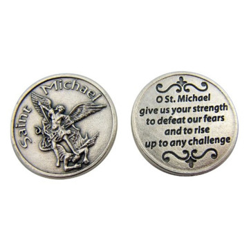 Militer Saint Michael the Archangel Coins