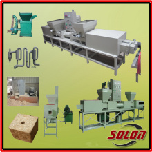 CE Approved Wood Shaving Block Press Machine