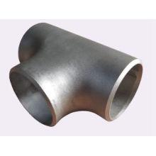 ASTM B363 Grade 2 Gr. 12 Seamless Titanium Equal Tee