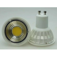 Super Brightness   LED GU10 5W COB LED Spotlight with Ce RoHS