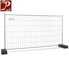 galvanized removable temporary fence panels