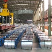 Panel de acero de revestimiento galvanizado