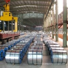 galvanized coating steel panel
