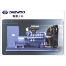 62.5kVA Doosan Generador Diesel