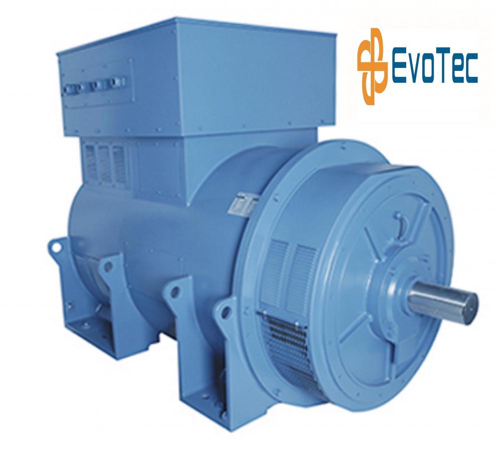 Blue Color Brushless Synchronous Generators