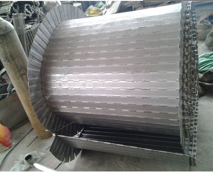 Chain Plate Conveyor Mesh Belt (5)