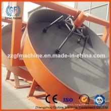 Chicken Manure Organic Fertilizer Disc Granulator