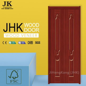 JHK Black Oak Wood Door Design