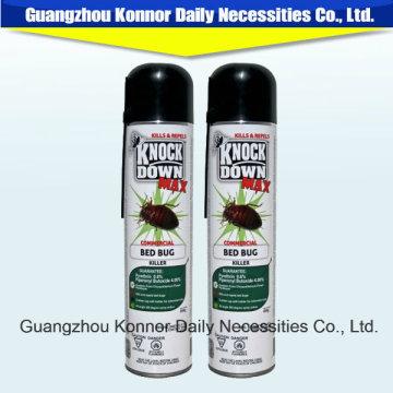 Spray insecticida para chinches