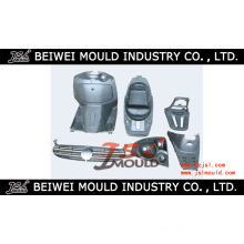 Motorcycle Plastic Injection Parts Mould