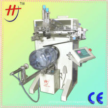 HS-350P glass bottle screen printing machine for sale