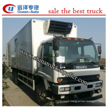 Japan Famous Brand 6X4 Refrigerator truck Engine 280HP supplier in China