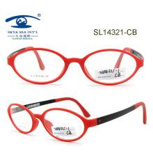 Colorful Kids Oval Optical Frames Ultem Eyeglass Frames