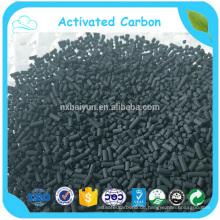 Mineralquelle Agglomerierter Aktivkohle für die Wasserfiltration