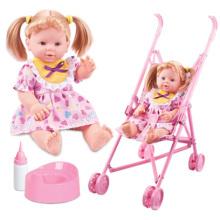 Девушка игрушки Мода кукла с тележкой (H0318237)