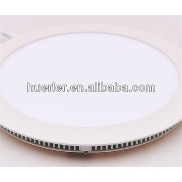 hot sale manufactory 4-18w round/square led panel lights led downlight