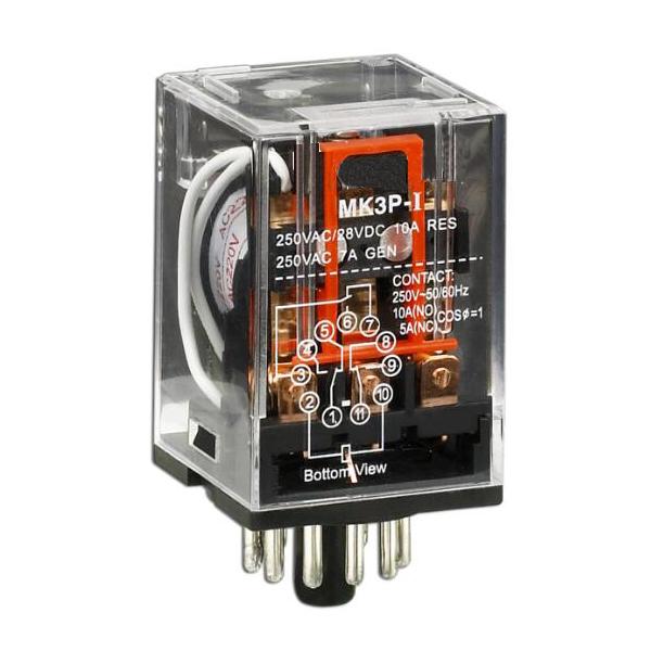 MK-3P Electromagnetic Relay