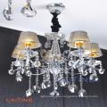 Fábrica de la lámpara de cristal en guzhen weeding dec light