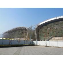Metallgebäude-Lichtmesser-Stahlbinder-Dach