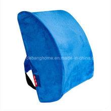 Высококачественная супер мягкая короткая плюшевая подушка с памятью для офиса / автомобиля