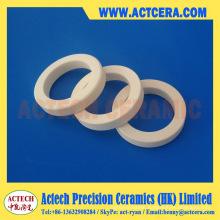 High Precision Machining 96%/99%/99.5% Al2O3 Alumina Ceramic Ring