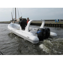 Rigid Inflatable Boat Rib 730B with Twin Engine - Very Hot