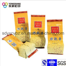 Größe Customized Food Grade Tee Aluminium Folie Kunststoff Verpackung Tasche