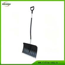 Aluminum Handle Snow Shovel Pusher
