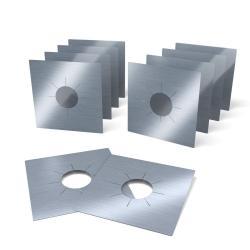 Non-Stick Gas Stove Burner Liners Stove Burner Covers