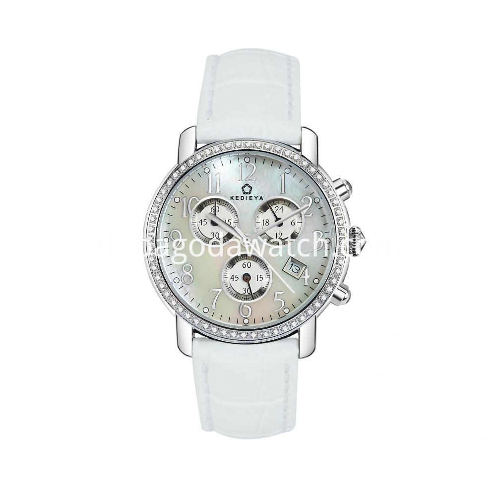 Luxury Chronograph Watch For Ladies