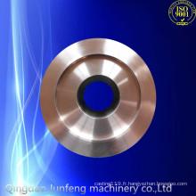 Pièces de machines centrales de précision faites sur commande, pièces de rechange, pièces de rechange
