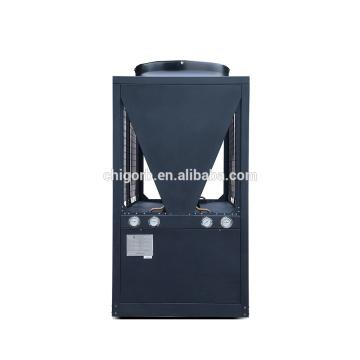 Energy-saving solar dc inverter air source heat pump