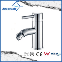 Single Handle Single Lever Bathroom Bidet Faucet in Chromed (AF6009-8)