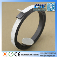 Sticky Magnetic Strips Roll of Magnetic Strip Roll of Magnet