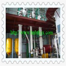 Venda quente 10-5000 T / D máquina de óleo de soja