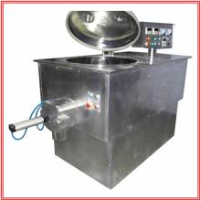 Máquina de peletização de mistura molhada de aço inoxidável