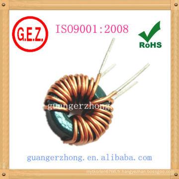 27.7mh inducteur toroïdal