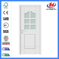 Jhk-G30 3/4 View 6 Lite 1 Panel Ripple Glass Glass Door Murales