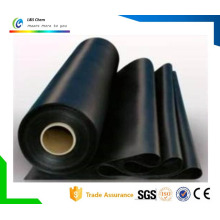 HDPE/LDPE/PVC/EVA Geomembrane for Construction and Fish Pond