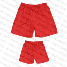 Men′s Fashion Pure Color Polyester Sports Short / Board Shorts