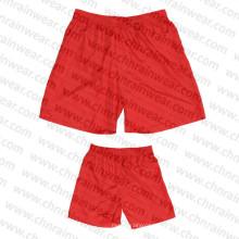 Moda Masculina Pure Color Polyester Esportes Short / Shorts Board