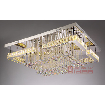 Chandelier Crystal Rectangular For Sale